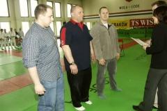 Eliminacje Strefowe (C) do XXIII MPSzW w Judo Mężczyzn - 9.04 - 10.04 2005
