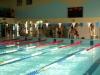 Małopolska Liga Akademicka 2011/2012 I rzut zawodów pływackich - 4 grudnia 2011 r.