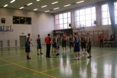 Małopolska Liga Akademicka 2011/2012 - koszykówka mężczyzn - FINAŁ - 1 kwietnia 2012 r.