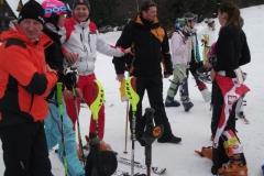 Małopolska Liga Akademicka 2011/2012 - narciarstwo alpejskie i snowboard - 11-12 stycznia 2012 r.