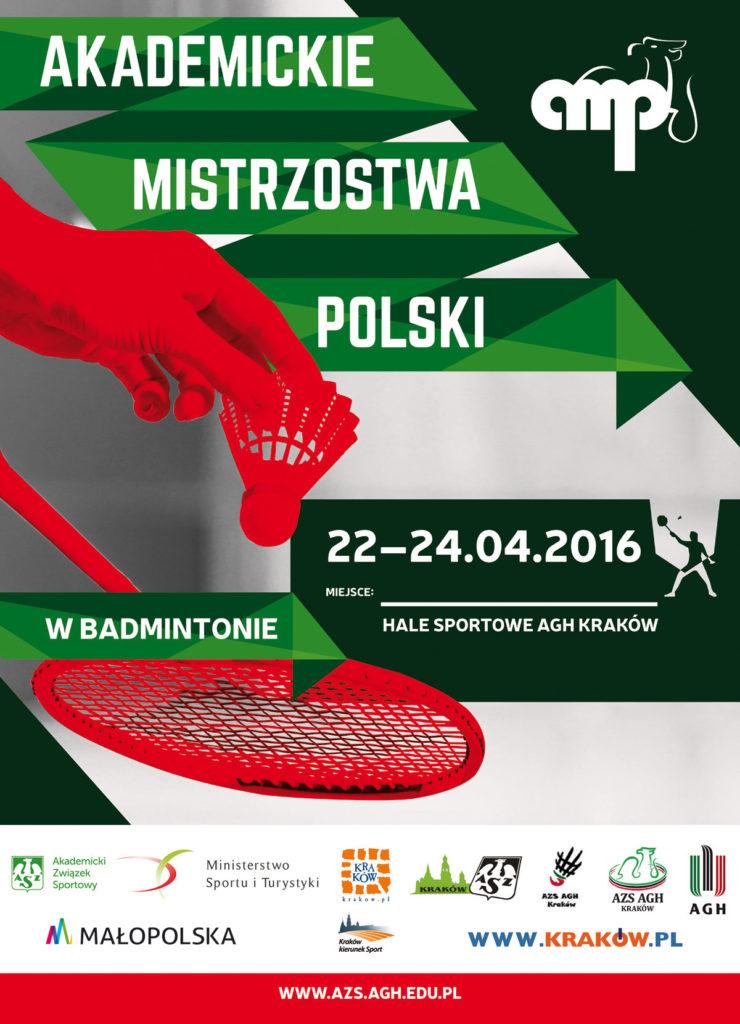 AMP w badmintonie 2016 - FINAŁ